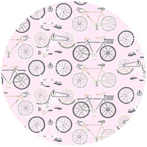 Andover Fabrics, 1canoe2, Fixies Pink