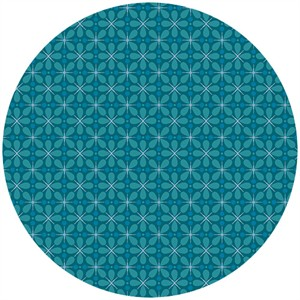 Andover Fabrics, The Color Collection, Tiles Teal