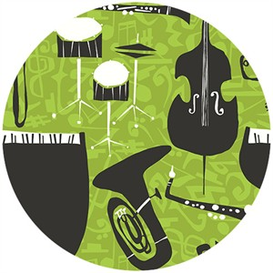 Jane Dixon, Jazz Jam, Instrumental Gathering Lime