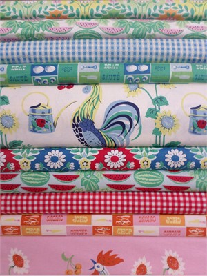 Anna Griffin, Gladys in FAT QUARTERS 10 Total