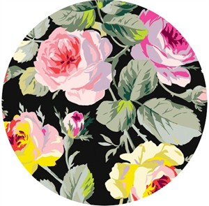 Anna Griffin, Grace, Floral Black