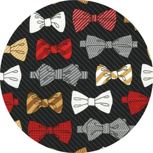 Andie Hanna, Fox and the Houndstooth, Bow Ties Black
