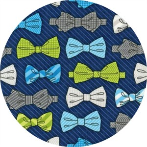 Andie Hanna, Fox and the Houndstooth, Bow Ties Navy