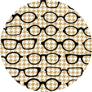 Andie Hanna, Fox and the Houndstooth, Glasses Tan