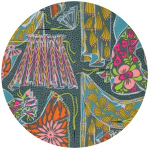 Anna Maria Horner for Free Spirit, Fibs and Fables, Dressmaker Flint