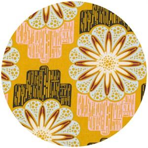 Anna Maria Horner, Field Study Linen, Flower Circuit Marigold