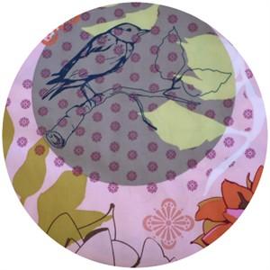 Anna Maria Horner, Hand Drawn Garden, Sketchbook Pink