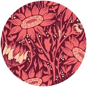 Anna Maria Horner, Lou Lou Thi, VELVETEEN, Coreopsis Coral