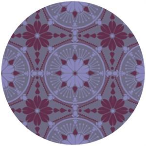 Anna Maria Horner, True Colors, Medallion Violet