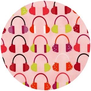 Ann Kelle, Beatbox, Headphones Retro