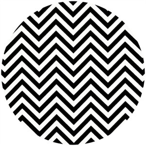 Ann Kelle for Robert Kaufman, Remix, Chevron Black