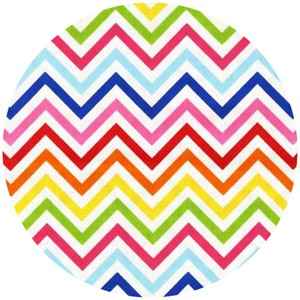 Ann Kelle for Robert Kaufman, Remix, Chevron Bright