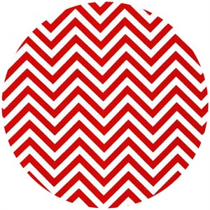 Ann Kelle for Robert Kaufman, Remix, Chevron Red