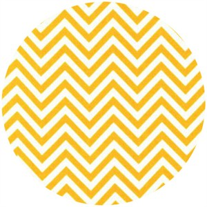 Ann Kelle for Robert Kaufman, Remix, Chevron Sunshine