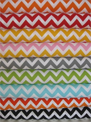 Ann Kelle. Remix Chevrons in FAT QUARTERS 9 Total