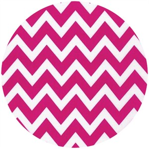 Ann Kelle, Remix, Chevron Stripes Bright