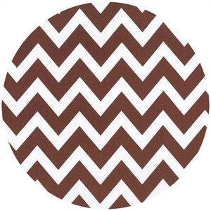 Ann Kelle, Remix, Chevron Stripes Brown