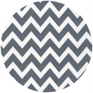 Ann Kelle, Remix, Chevron Stripes Grey