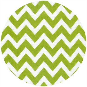 Ann Kelle, Remix, Chevron Stripes Lime
