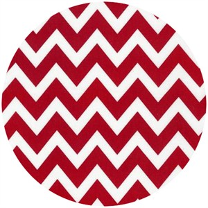Ann Kelle, Remix, Chevron Stripes Red