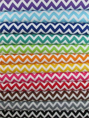 Ann Kelle, Remix, Chevron Stripes Sampler in FAT QUARTERS 1 Total