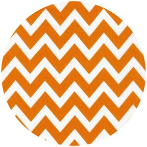 Ann Kelle, Remix, Chevron Stripes Tangerine