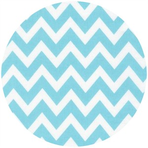 Ann Kelle, Remix, Chevron Stripes Water