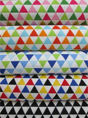 Ann Kelle, Remix, Triangles Sampler in FAT QUARTERS 5 Total