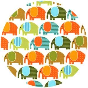 Ann Kelle, Urban Zoologie, FLANNEL, Elephants Wild