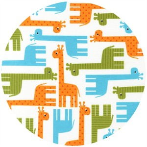 Ann Kelle, Urban Zoologie, FLANNEL, Giraffes Wild