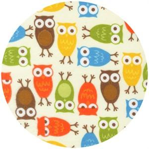 Ann Kelle, Urban Zoologie, FLANNEL, Owls Wild
