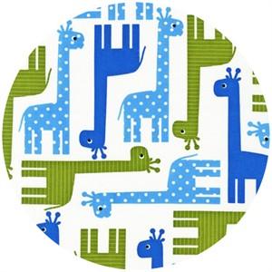 Ann Kelle, Urban Zoologie, Giraffes Blue