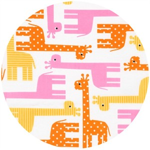 Ann Kelle, Urban Zoologie, Giraffes Spring