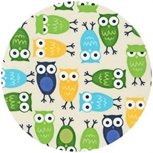 Ann Kelle, Urban Zoologie, Owls Blue