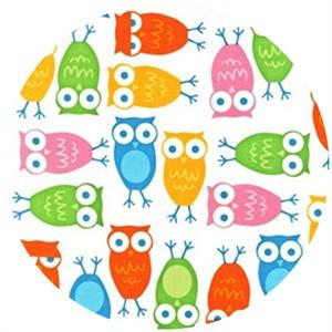 Ann Kelle, Urban Zoologie, Owls White