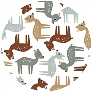 Ann Kelle, Woodland Pals, Deer Nature