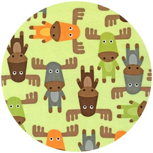 Ann Kelle, Woodland Pals, Moose Nature