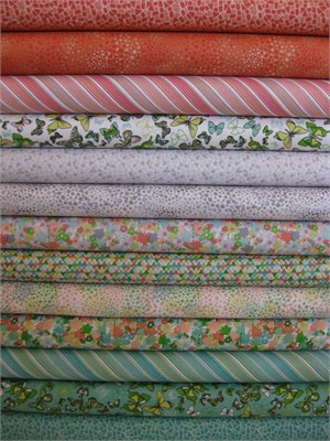 Anthology, Sweet Tea in FAT QUARTERS 13 Total