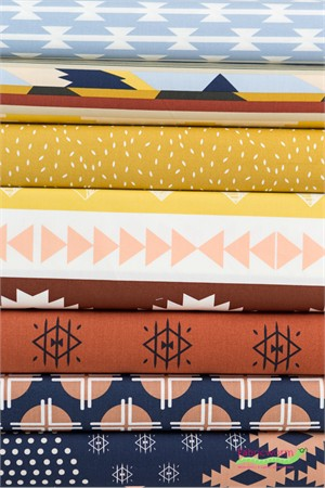 April Rhodes for Art Gallery, Arizona After in FAT QUARTERS 7 Total