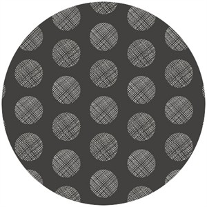 Art Gallery Fabrics, Chromatics, Pointelle Noir