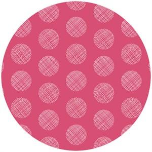 Art Gallery Fabrics, Chromatics, Pointelle Pink