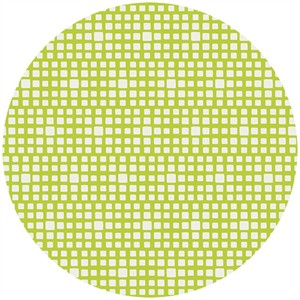 Art Gallery Fabrics, Squared Elements, Lime