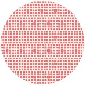 Art Gallery Fabrics, Squared Elements, Watermelon