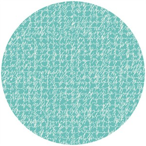 Art Gallery, Minimalista, Script Turquoise