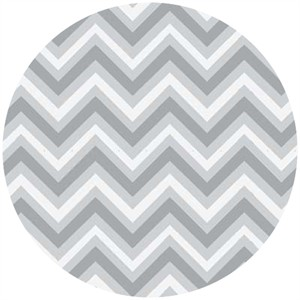 Barbara Jones, Anything Goes Basics, Chevron Gray