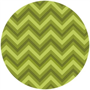 Barbara Jones, Anything Goes Basics, Chevron Leaf