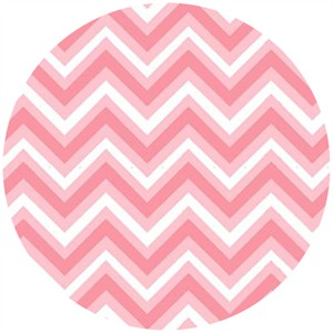 Barbara Jones, Anything Goes Basics, Chevron Baby Pink