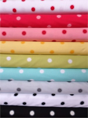 Barbara Jones, Anything Goes Basics, Inner Circle in FAT QUARTERS 9 Total
