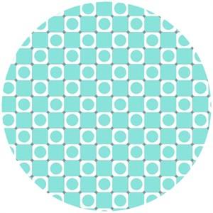 Barbara Jones, Anything Goes Basics, Square Dot Aqua