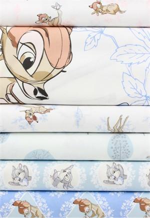 Camelot Fabrics, Bambi 6 Total